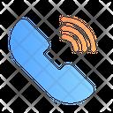 Phone Calling Voice Smartphone Icon