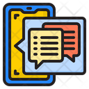 Phone Chat Icon