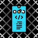Phone Coding Application Testing Phone Icon