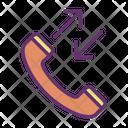 Phone Conversation Icon