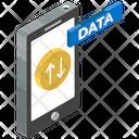 Phone Data Icon