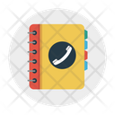 Directory Phone Book Icon
