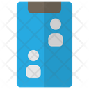 Phone Discussion Icon