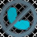 Phone Forbidden No Phone Mobile Icon