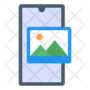 Mobile Gallery Smart Gallery Phone Gallery Icon
