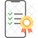 Smartphone Iphone Checklist Icon