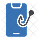 Hacking Mobile Phone Icon