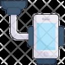 Phone Holder Icon
