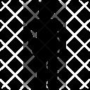 Phone In Pocket Man Using Phone Phone Icon