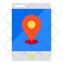 Phone Location Icon