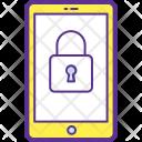 Phone Lock Mobile Icon