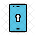 Phone Lock Protection Icon