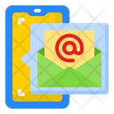 Phone Mail Icon