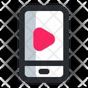 Phone Media Icon