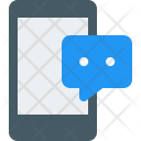 Message Mobile Function Icon