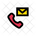 Call Phone Message Icon