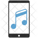 Phone Mobile Music Icon