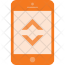 Mobile Navigation Phone Icon