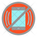 Phone Not Allowed Icon