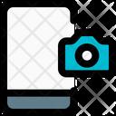 Phone Photo Mobile Media Mobile Image Icon