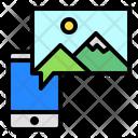 Smartphone Locations Icon