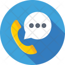 Phone Receiver Call Icon