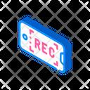 Phone Recording Icon