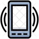 Business Financial Smartphone Icon