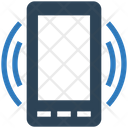 Phone Ringing Phone Calling Smartphone Icon