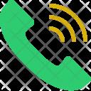 Phone Ringing Calling Icon