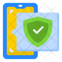 Phone Security Icon