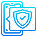 Phone Security Protection Shied Icon