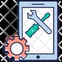 Phone Repair Phone Setting Service Tools Icon