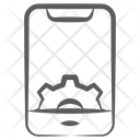 Phone Setting Mobile Configuration Phone Configuration Icon