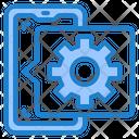 Phone Setting Gear Congigulation Icon