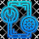 Phone Settings Icon