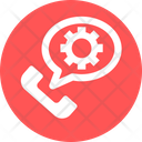 Phone Settings Call Configuration Receiver Icon