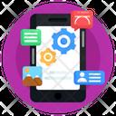 Mobile Settings Phone Settings User Interface Icon