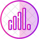 Connection Four Signals Icon
