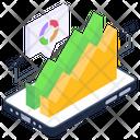 Phone Statistics Icon