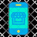 Phone Store Icon