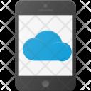 Phone Symbol Cloud Icon