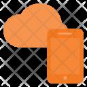 Phone Syncronize Computing Icon