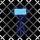 Phone Tripod Icon