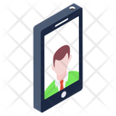 Profile Avatar Phone User Phone Picture Icon