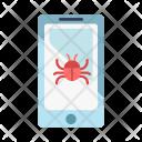 Phone virus Icon