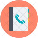 Phonebook Address Book Icon