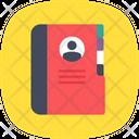 Phone Directory Telephone Icon