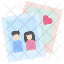 Photo Frame Paper Icon