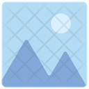 Christmas Photo Picture Icon